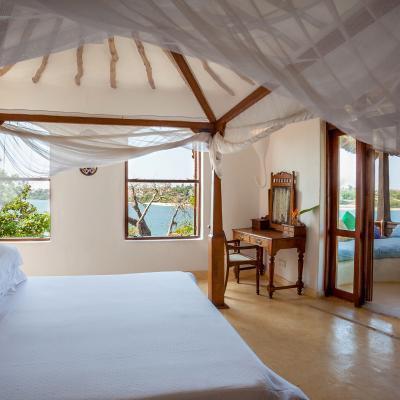 Mdoroni Pehoni House Coastal Kenya Bedroom1e