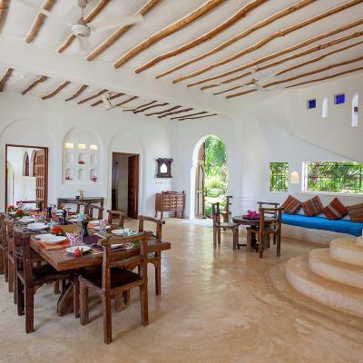 Mdoroni Pehoni House Coastal Kenya Living Space 1